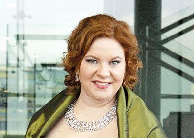 Jenni Lättilä, soprano